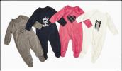 Thu hồi quần áo ngủ cho trẻ sơ sinh vì dễ bắt lửa