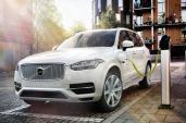 Vẻ đẹp của chiếc xe hơi hybrid siêu an toàn của Volvo