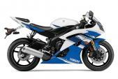 Xe máy phân khối lớn Yamaha gặp sự cố an toàn
