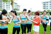 Đóng góp thầm lặng cho thành công cuộc thi HH Việt...