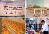 Shinsen Sushi: không gian sang trọng, giá cả phải chăng