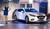 Vừa ra mắt, Mazda 3 2015 đã được THACO giảm giá