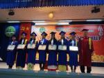 116 sinh viên tốt nghiệp ĐH trong vòng 3 năm
