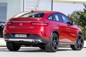 Mercedes-Benz GLE - đối thủ xứng tầm của BMW X6