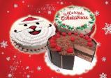 Bánh kem tươi Dairy Queen - vị ngon cho tiệc Giáng sinh
