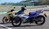 Lộ diện chùm ảnh chi tiết của Yamaha Exciter 150