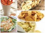 Trái cây sấy khô: Chỉ để... giải quyết nhanh cơn đói