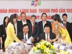 FPT sẽ hỗ trợ Cần Thơ xây Chính quyền điện tử
