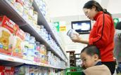 Năm 2015 tiếp tục áp trần giá sữa cho trẻ dưới 6 tuổi