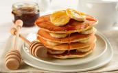 Tròn mắt với tài làm bánh pancake hình khỉ