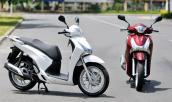 Hơn 2000 xe/tháng, người Việt vẫn ưa chuộng SH 150i