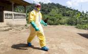 Bệnh nhân Italya nhiễm Ebola có dấu hiệu phục hồi