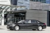 Mercedes S-Class Maybach có giá chính thức