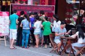 Mì xe đẩy Hong Kong 1001 vị hút khách