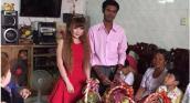 Thanh niên da đen cưới vợ Việt xinh như hoa gây bão mạng