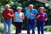 5 lưu ý tập thể dục an toàn cho người già