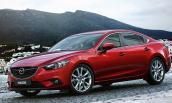 Mazda6 đã xuất xưởng được đến 3 triệu chiếc trên toàn cầu