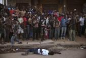 Thêm hình ảnh rúng động về đại dịch Ebola ở Sierra Leone