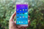 Top 5 smartphone màn hình lớn nhất năm 2014