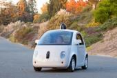 Google ra mắt phiên bản xe tự lái đầu tiên