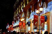 Lung linh mùa Noel tại các Trung Tâm Thương Mại trên toàn quốc