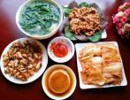 Bữa cơm 105.000 đồng: Món nào cũng hấp dẫn