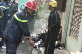 Cháy trong đêm, 6 người trong một gia đình tử vong