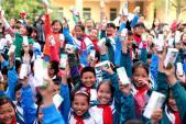 23 triệu ly sữa đến tay trẻ nghèo VN