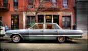 Bộ sưu tập xe cổ đẹp như tranh vẽ ở New York