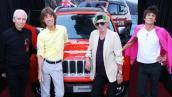 Jeep bắt tay The Rolling Stones làm từ thiện