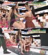 Nóng mặt vì người mẫu phản cảm trong game show