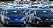 Số lượng xe ô tô thu hồi kỉ lục trong năm 2014