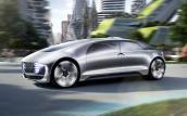 "Mercedes ""theo bước"" Google, ra mắt concept xe tự lái"