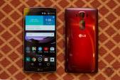 Xem smartphone màn hình cong của LG tự làm liền vết xước