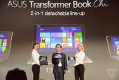 Asus ra mắt Transformer Book Chi siêu mỏng