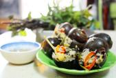 Quán ốc bươu nhồi thịt hơn 20 năm