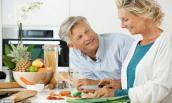 Chế độ ăn hợp lí với người cao tuổi