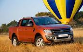 Năm 2014 Ford Việt Nam tăng trưởng 71%