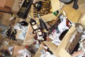 Cẩn trọng chọn mua rượu ngoại nhập khẩu trong dịp Tết
