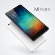 Xiaomi ra mắt phablet cao cấp Mi Note