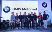 BMW gia nhập thị trường xe mô-tô phân khối lớn tại VN