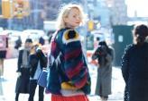 Fashionista sành điệu với xu hướng lông thú