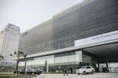 Lexus chính thức có mặt tại Hà Nội