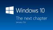 Microsoft tổ chức sự kiện giới thiệu tính năng Windows 10