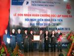 Viễn thông Bắc Ninh đón nhận Huân chương Độc lập hạng Ba