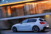 Xe sang BMW 1- Series với động cơ cải tiến chính thức trình làng