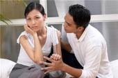 Cách làm lành với chồng sau khi cãi nhau