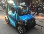 Ô tô điện hai chỗ ngồi, giá gần 50 triệu đồng ở Hà Nội