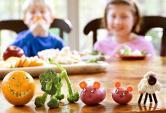 Bí kíp giúp bé thích thú với món rau