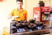 Cháo ếch Singapore giá rẻ khu sân bay Tân Sơn Nhất